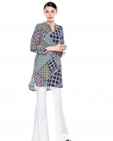 Arabesque Printed Tunic