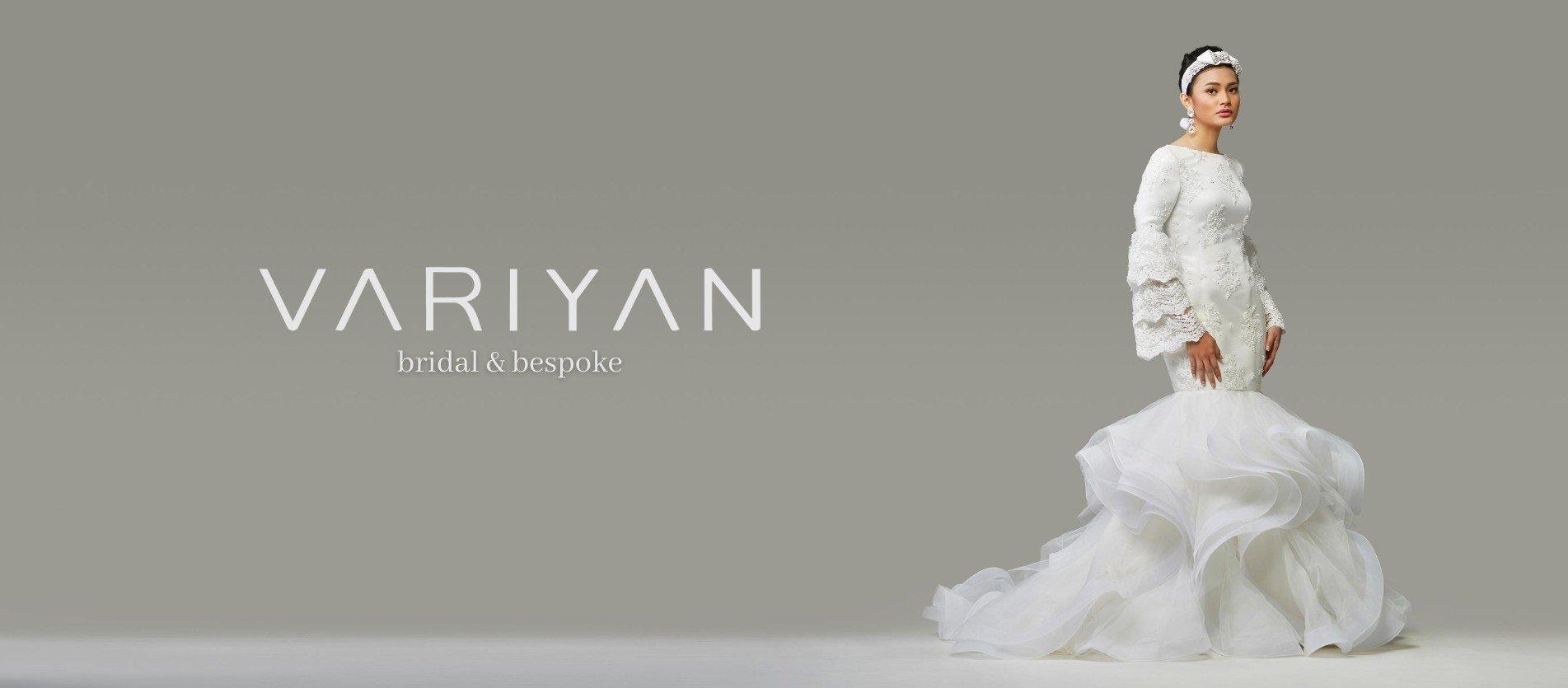 Bridal bespoke banner