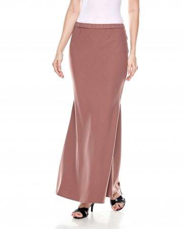 Brown Mermaid Skirt