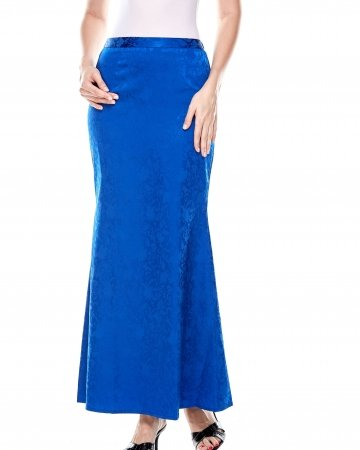 Navy Blue Mermaid Skirt