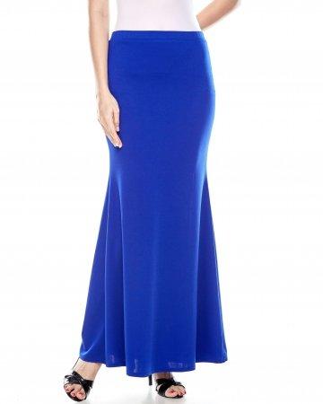 Sapphire Blue Mermaid Skirt