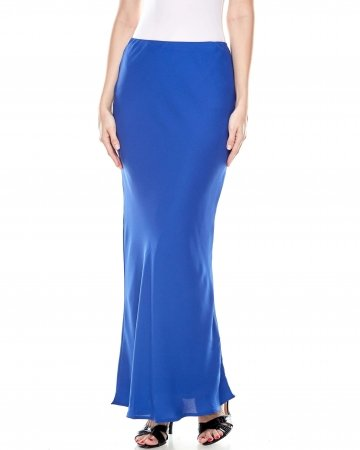 Royal Blue Mermaid Skirt