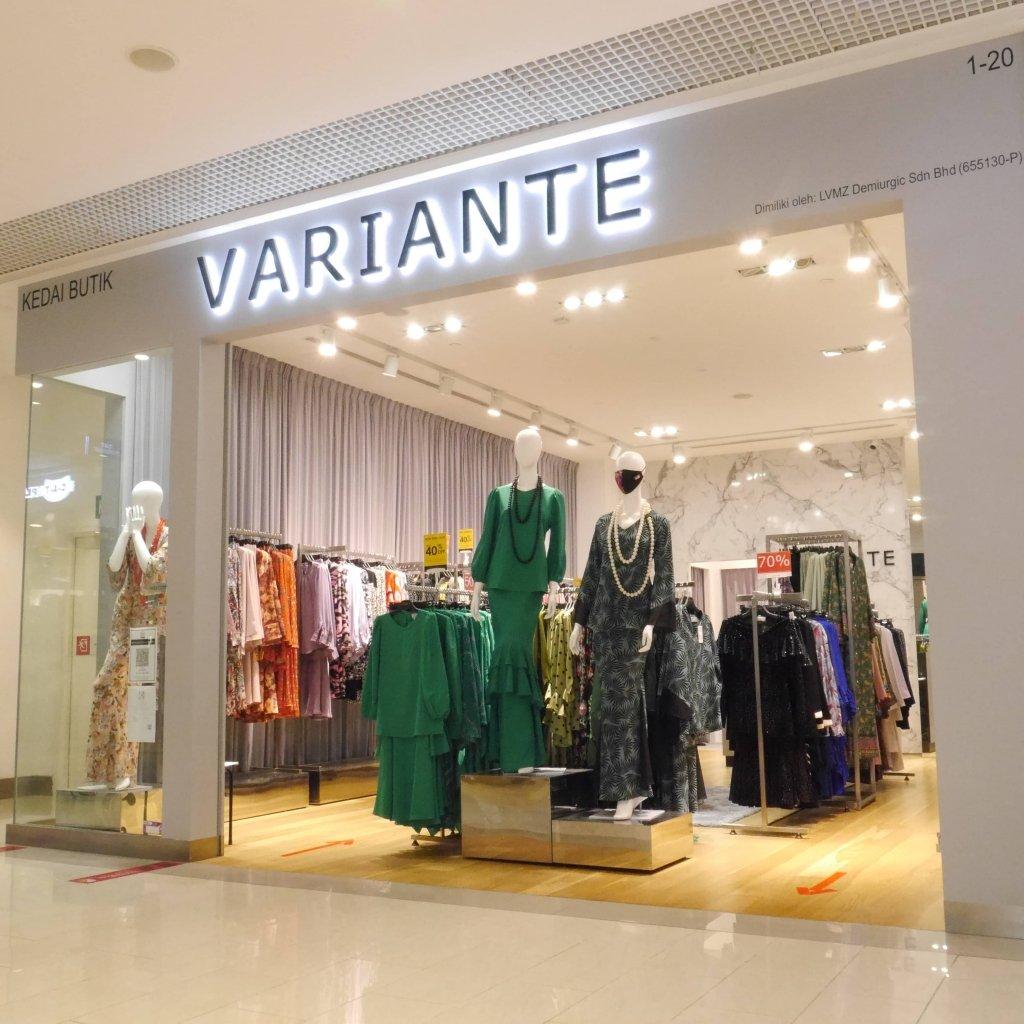 VARIANTE Sunway Putra Mall