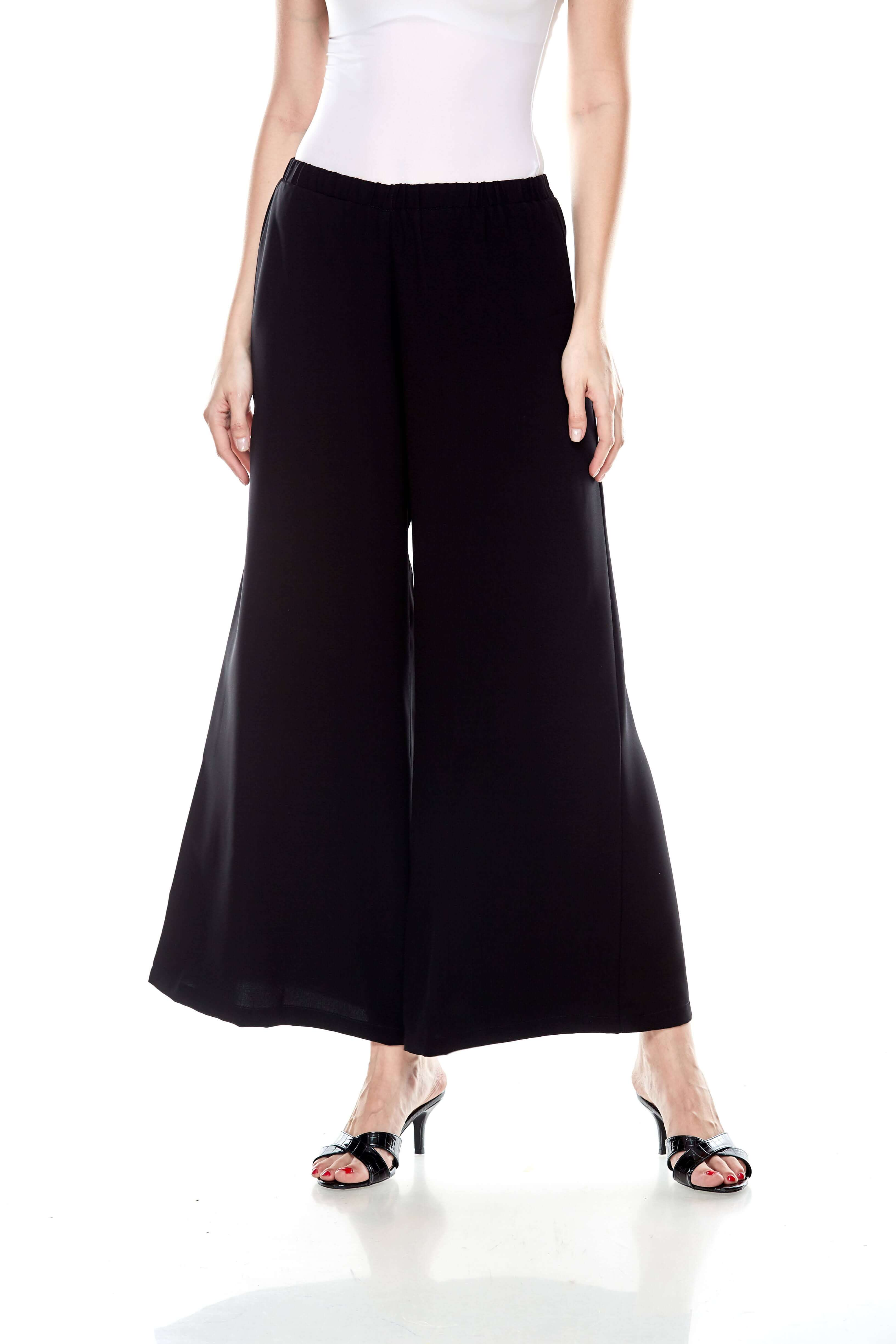 Black Palazo Pants