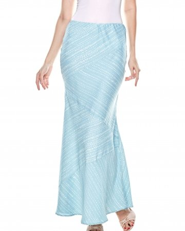 Baby Blue Mermaid Skirt