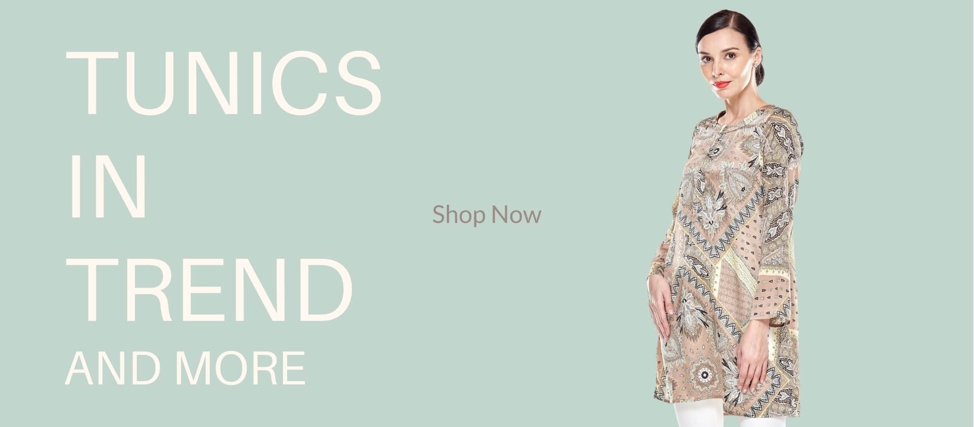 New Arrivals Tunics In Trend
