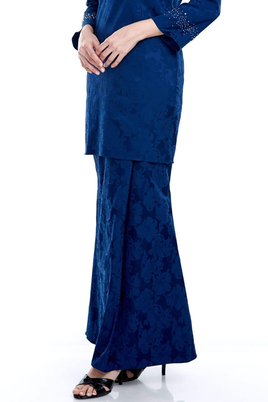 Navy Mermaid Skirt (4)