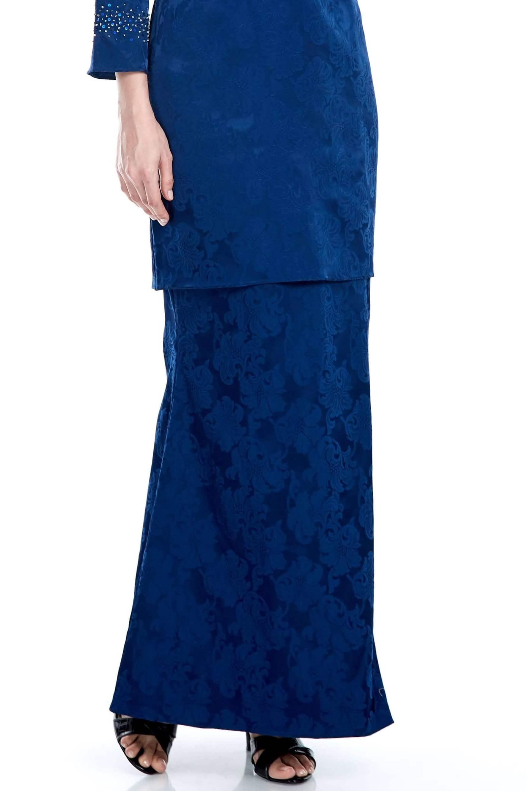 Navy Mermaid Skirt (7)