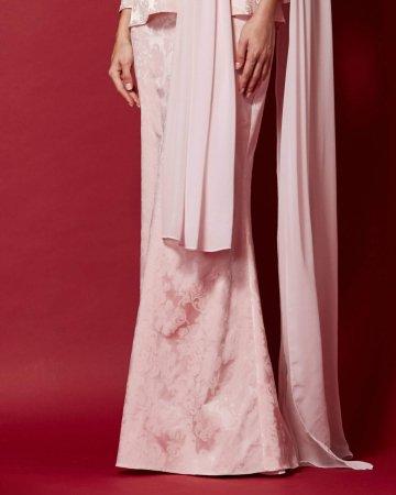 Pink Mermaid Skirt