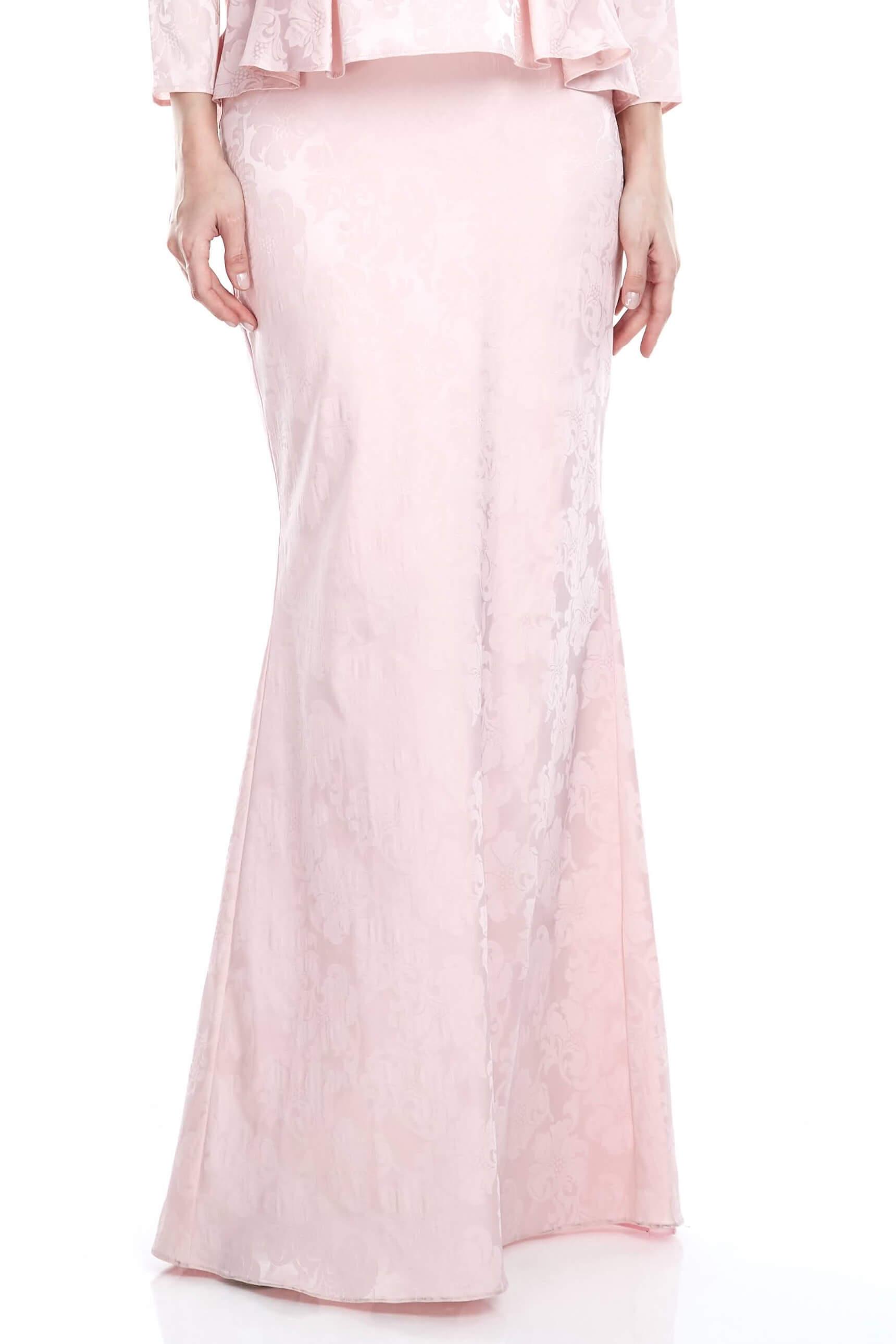 Pink Mermaid Skirt (3)