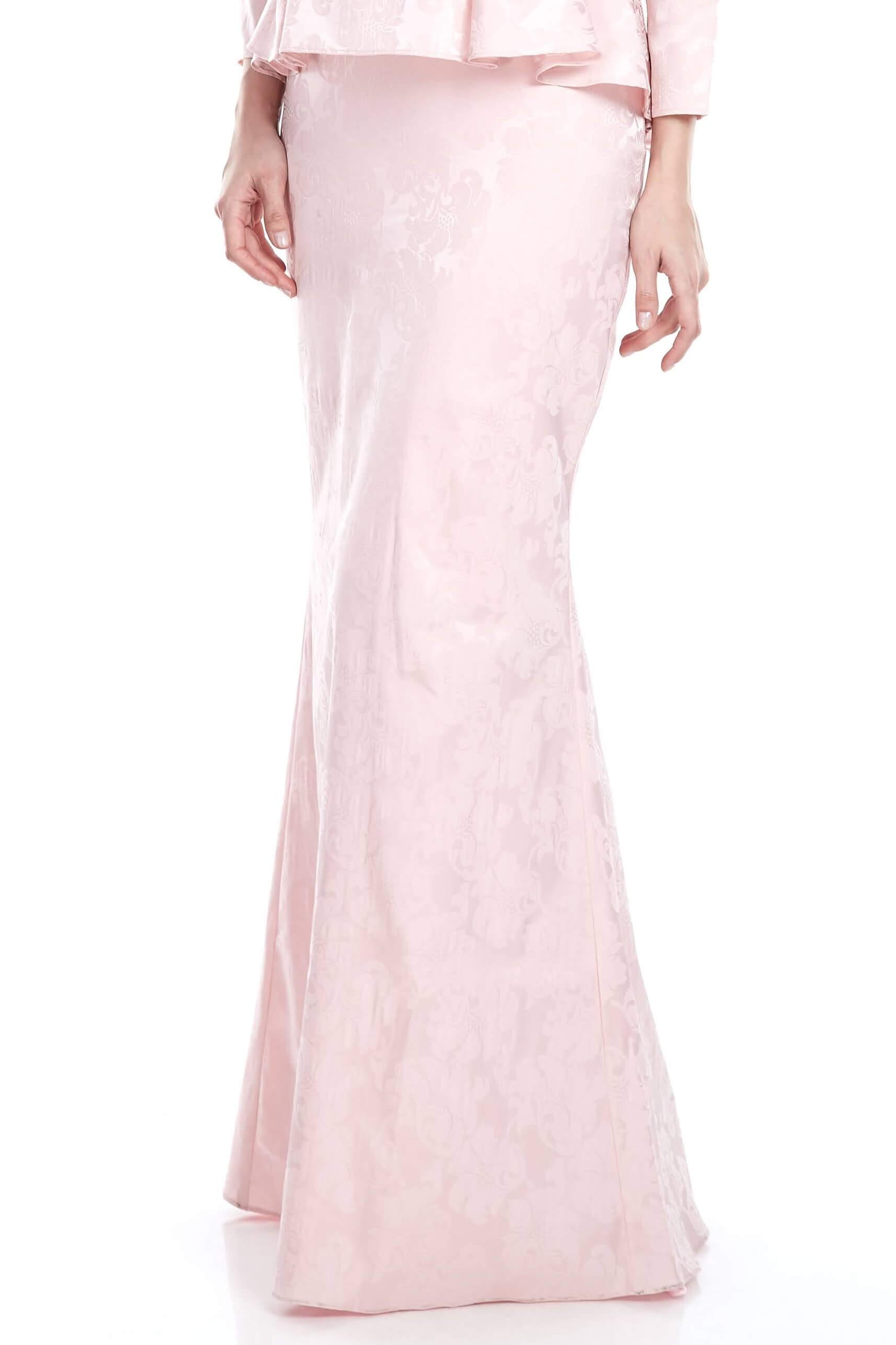 Pink Mermaid Skirt (4)