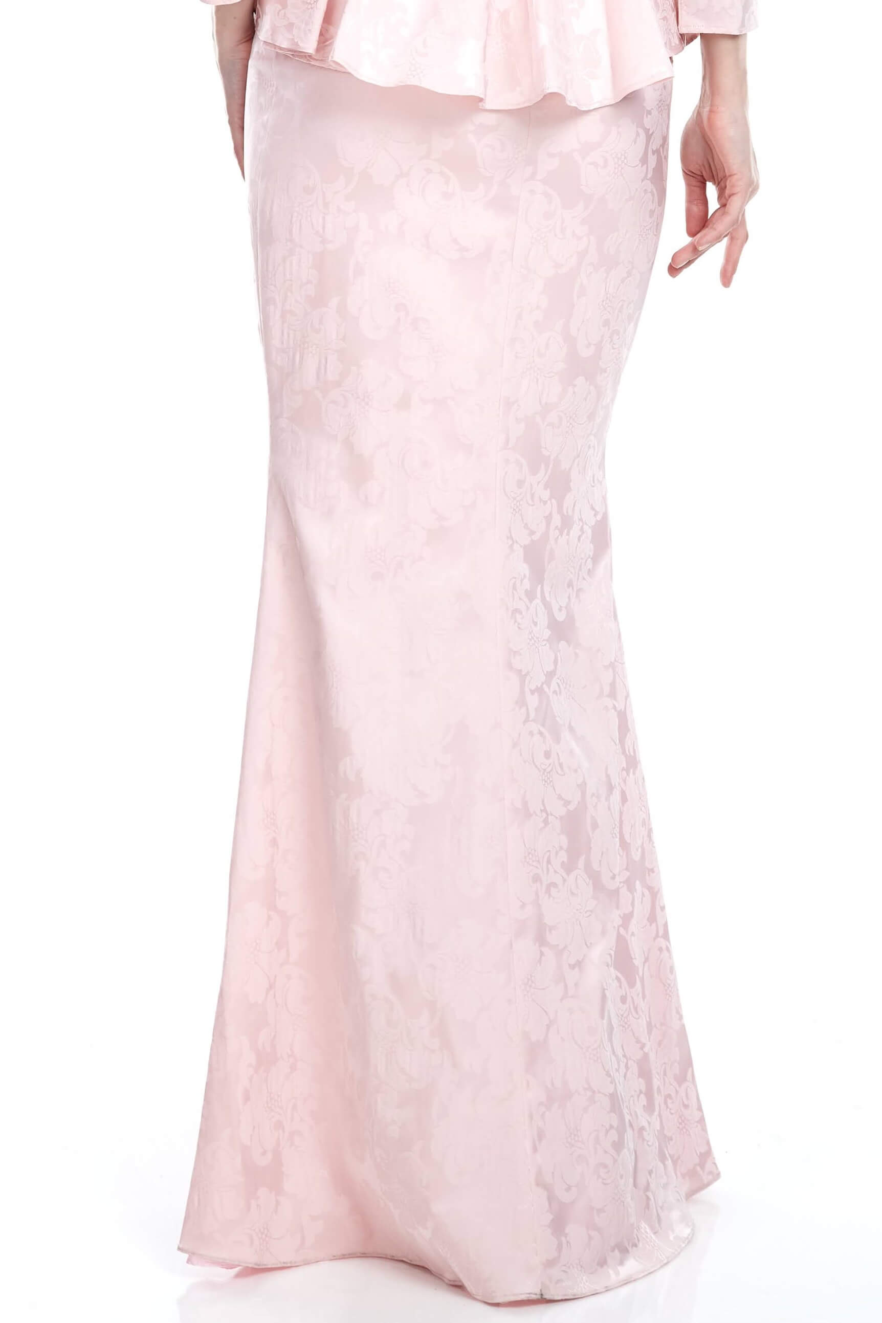 Pink Mermaid Skirt (5)