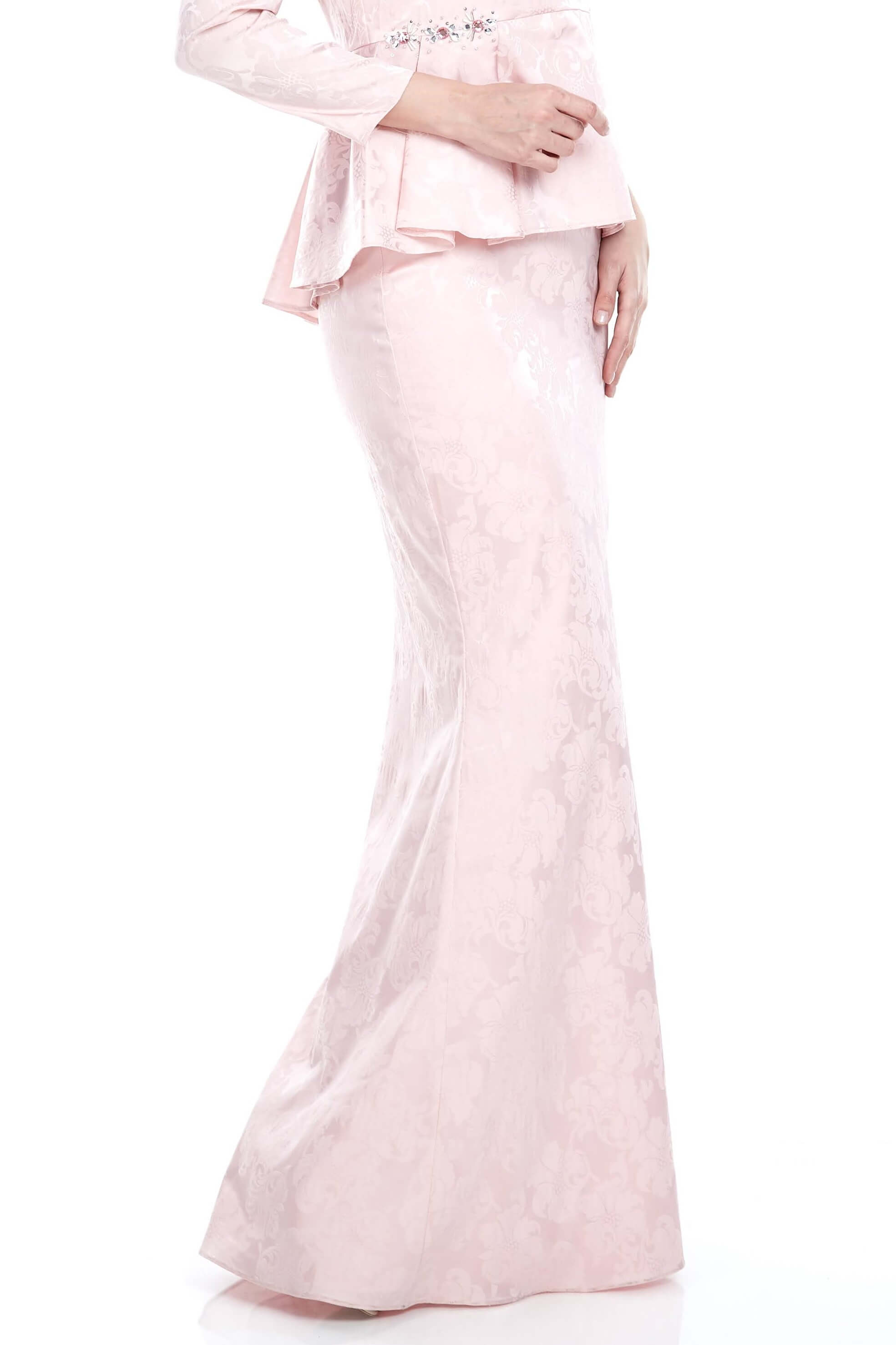 Pink Mermaid Skirt (6)