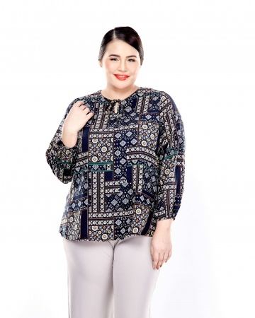 Betty Arabesque Printed