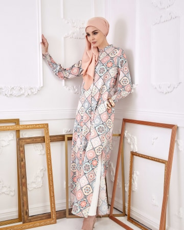Bella Arabesque Dress