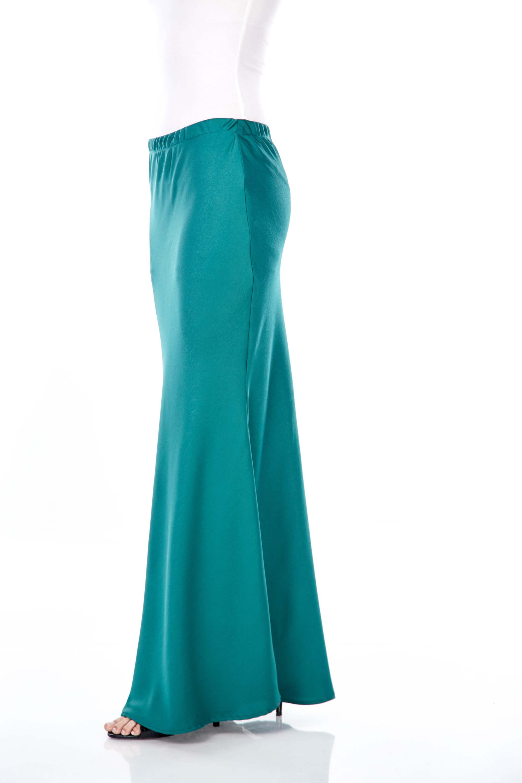 Brinda Green Skirt 2