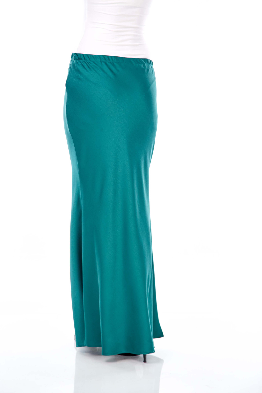 Brinda Green Skirt 3