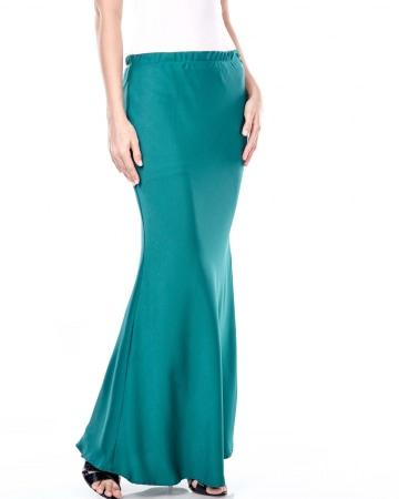 Brinda Green Skirt