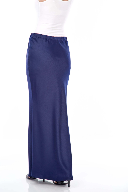 Brinda Navy Skirt 2