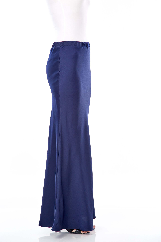 Brinda Navy Skirt 3