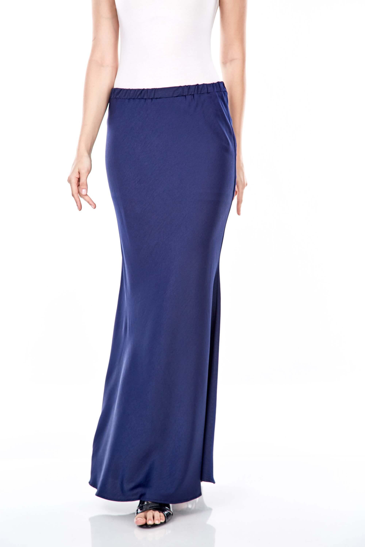 Brinda Navy Skirt 4