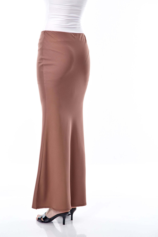 Dinda Brown Skirt 3