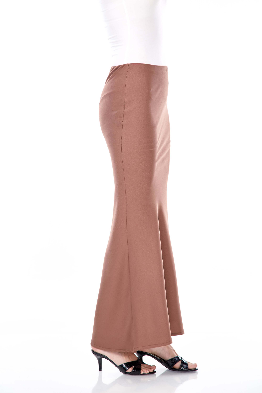 Dinda Brown Skirt 4