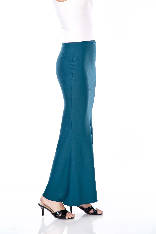 Dinda Green Skirt 4