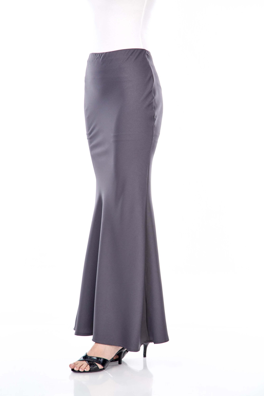 Dinda Grey Skirt 2