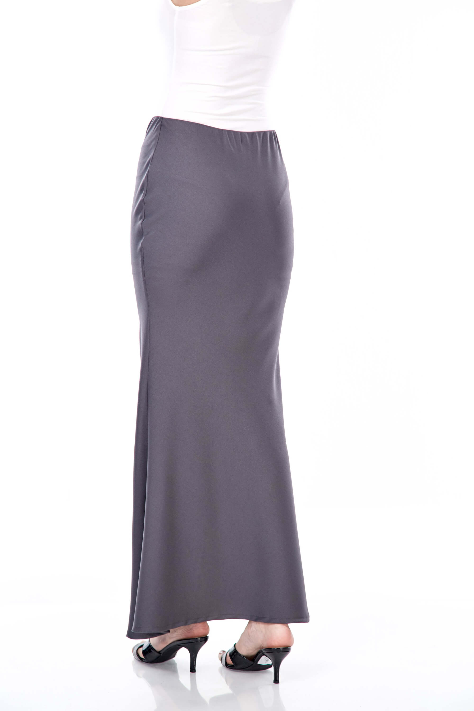 Dinda Grey Skirt 3