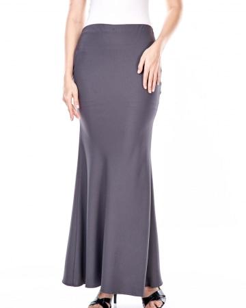 Dinda Grey Skirt
