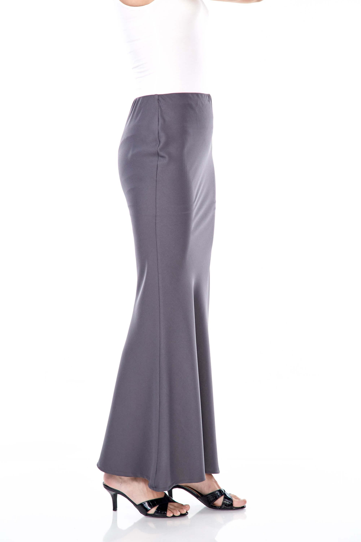 Dinda Grey Skirt 4