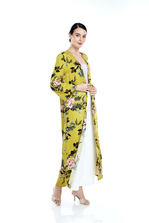 Janna Citron Flower Cardigan 4
