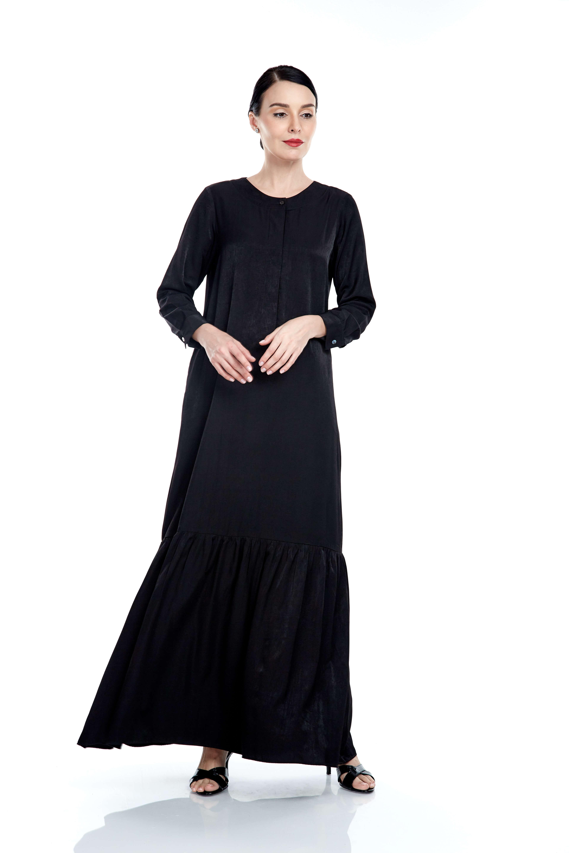 Laila Black Dress (3)