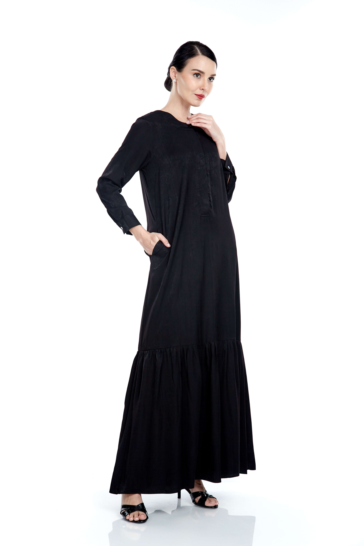 Laila Black Dress (5)