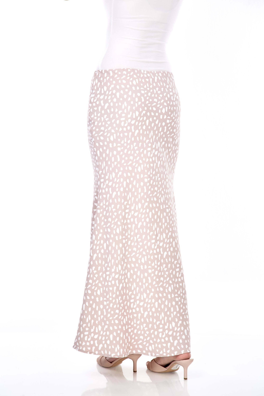Mona Sand Spotted Skirt 3
