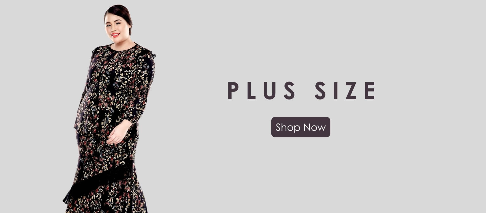 Plus Size banner April 2021