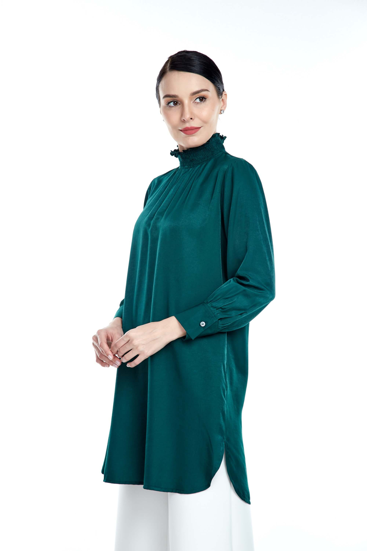 Sarra Green Tunic 2