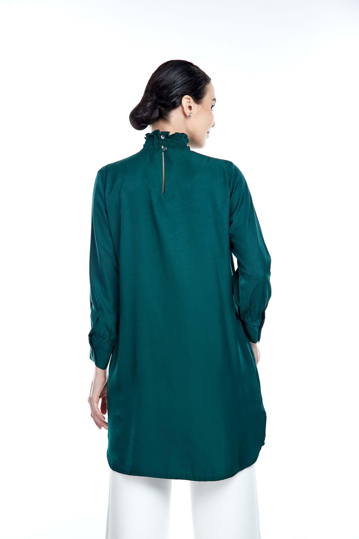 Sarra Green Tunic 3