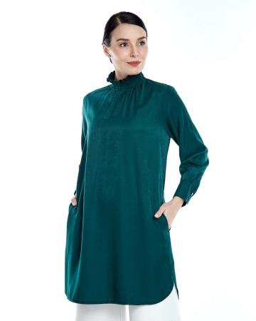 Sarra Green Tunic