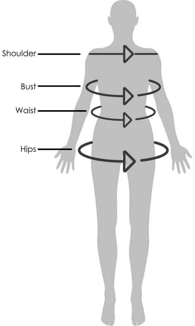 VARIANTE body measurement