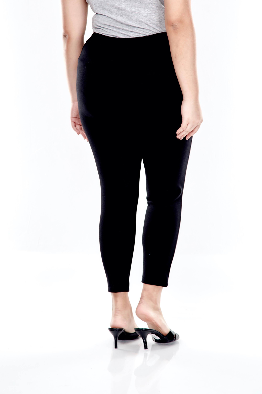 Black Long Pants:Leggings 2