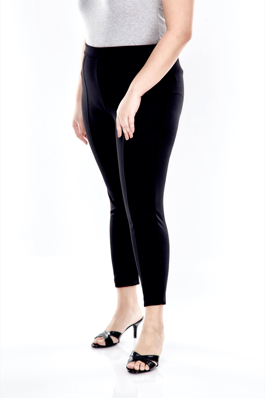 Black Long Pants:Leggings 3
