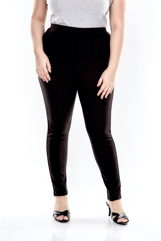 Brown Long Pant Legging 1