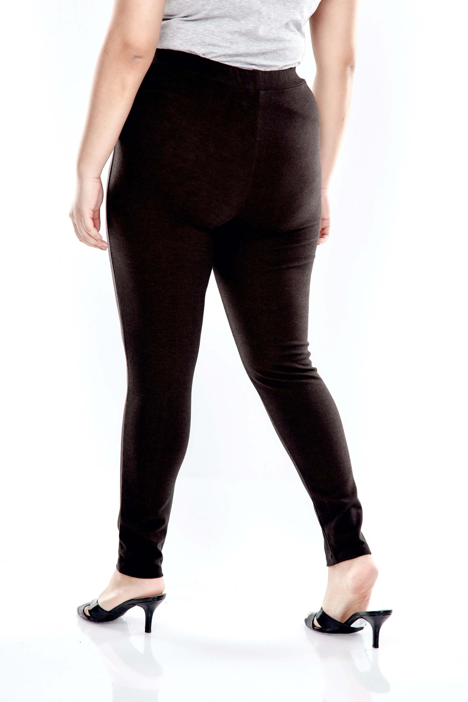 Brown Long Pant Legging 3