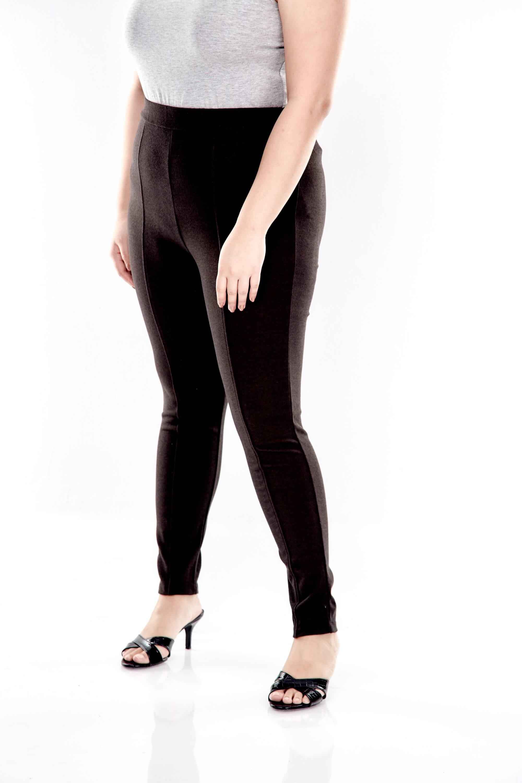 Brown Long Pant Legging 4
