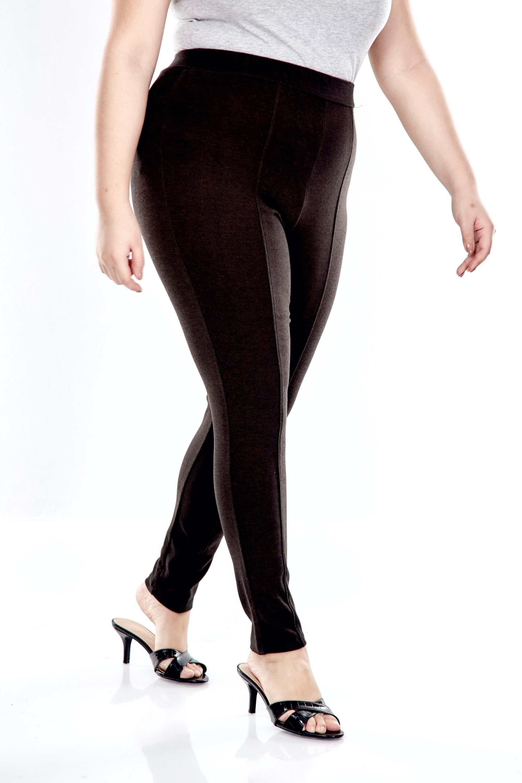 Brown Long Pant Legging
