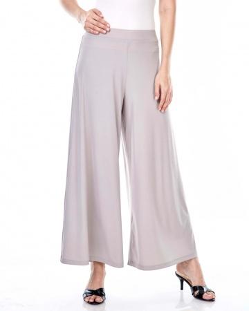 Dayra Grey Palazo Pants