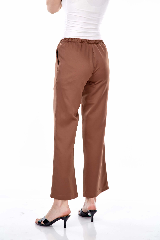 Rayqa Brown Pants 1