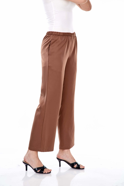 Rayqa Brown Pants 2